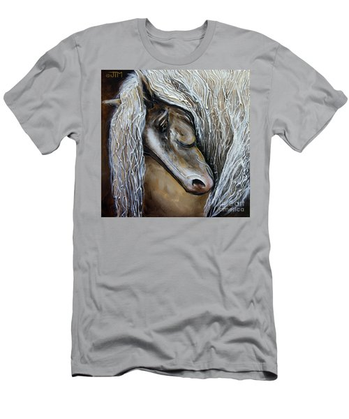 Contemplative Men's T-Shirt (Athletic Fit)