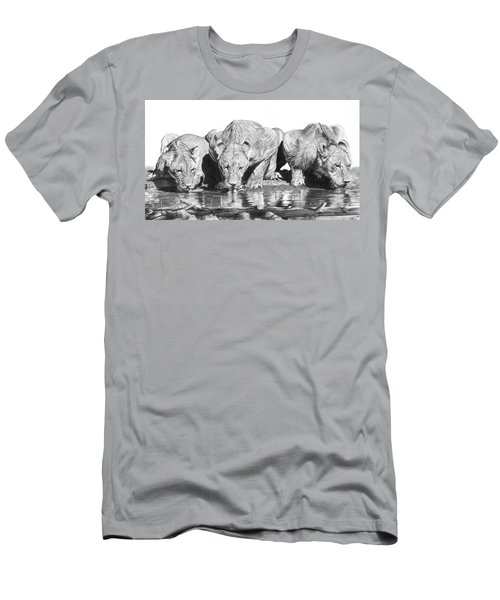 Cool For Cats Men's T-Shirt (Athletic Fit)