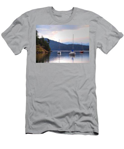 Cooper's Cove 1 Men's T-Shirt (Athletic Fit)
