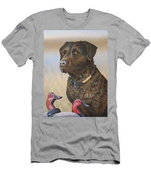 Copper Men's T-Shirt (Athletic Fit)