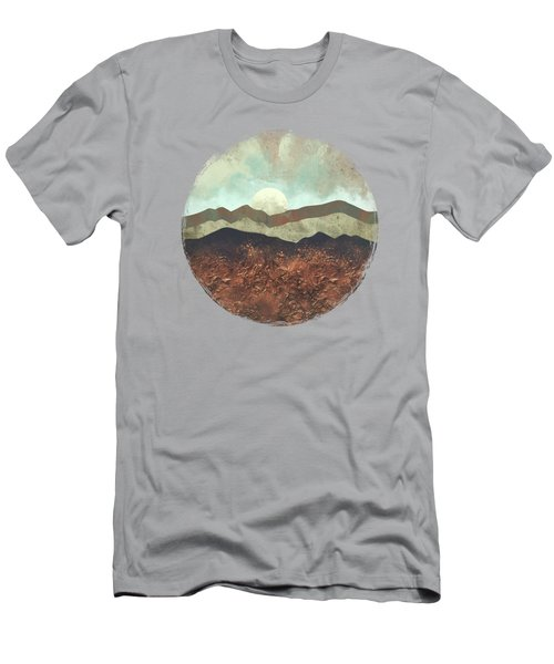 Copper Ground Men's T-Shirt (Athletic Fit)