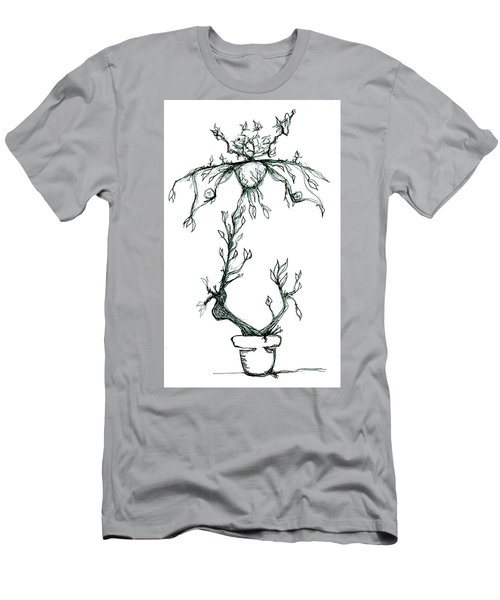 Corporate Cracked Pet Men's T-Shirt (Athletic Fit)