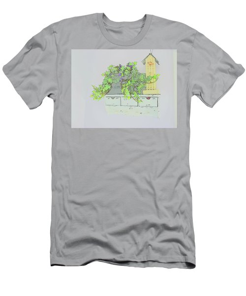 Country Perch Men's T-Shirt (Athletic Fit)