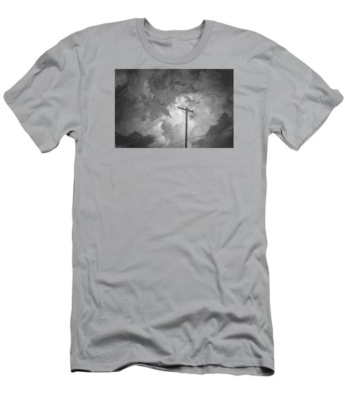 Cover Twice Men's T-Shirt (Slim Fit) by Mark Ross