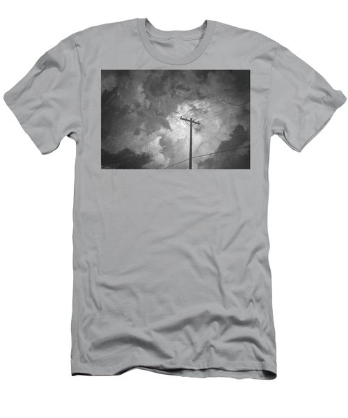 Cover Twice Men's T-Shirt (Athletic Fit)