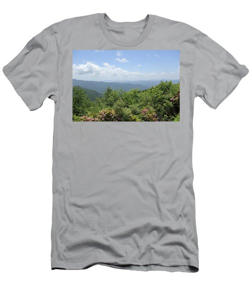 Craggy View Men's T-Shirt (Athletic Fit)