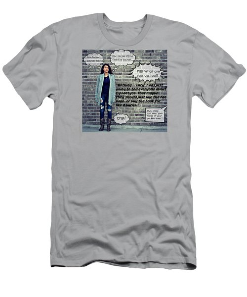 Crap Men's T-Shirt (Slim Fit)