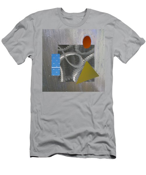 Crazy Eights Men's T-Shirt (Slim Fit) by Paul Moss