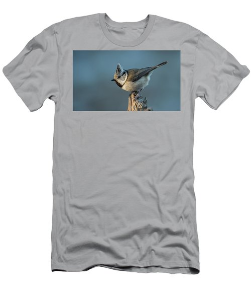 Men's T-Shirt (Slim Fit) featuring the photograph Crest by Torbjorn Swenelius