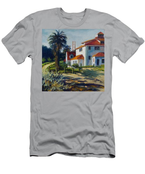 Crissy Field Men's T-Shirt (Athletic Fit)