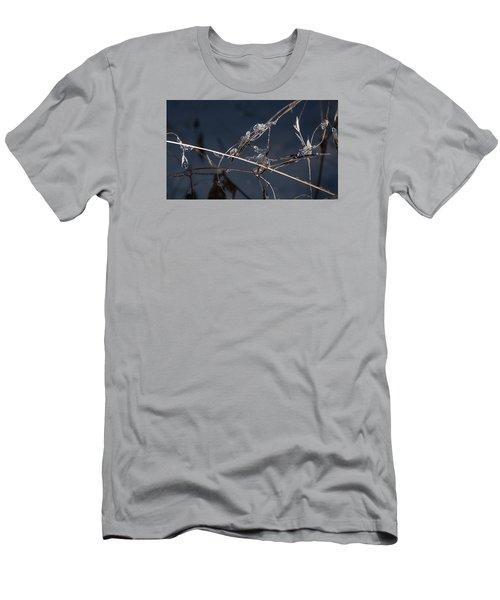 Crystals Men's T-Shirt (Athletic Fit)