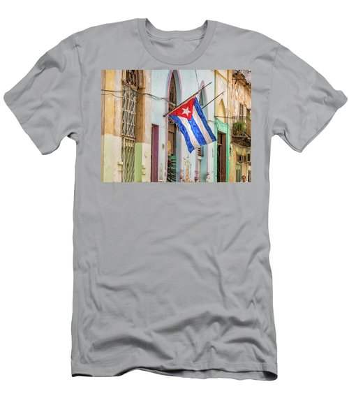 Cuban Pride Men's T-Shirt (Athletic Fit)