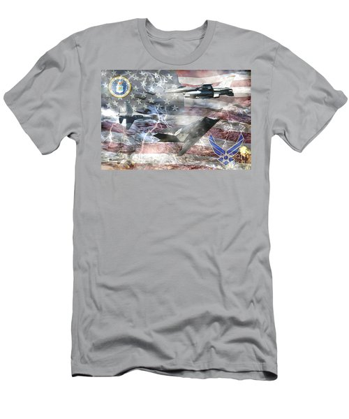 Cutting Edge Men's T-Shirt (Athletic Fit)