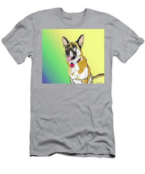 Czaki In Digi Men's T-Shirt (Athletic Fit)