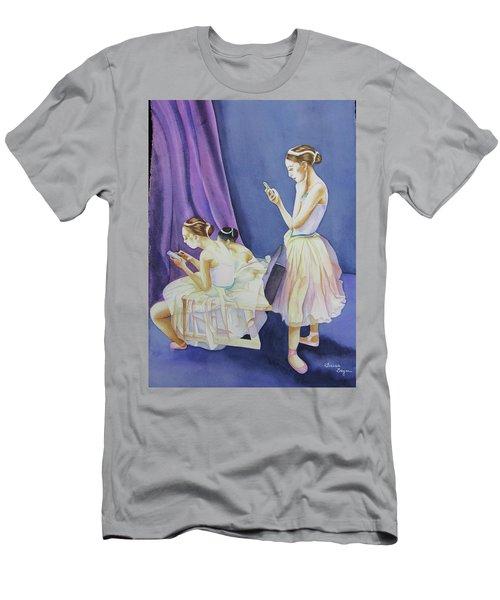 Dancer's Men's T-Shirt (Athletic Fit)
