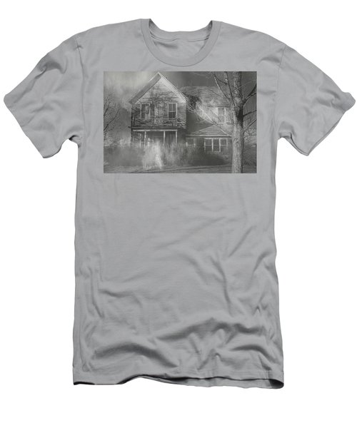Dancing Ghosts Men's T-Shirt (Athletic Fit)