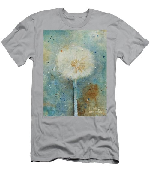 Dandelion Clock 2 Men's T-Shirt (Athletic Fit)