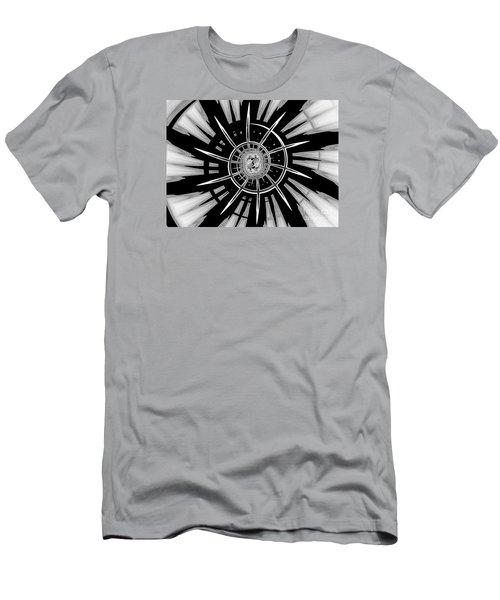 Dark Liberty Men's T-Shirt (Athletic Fit)
