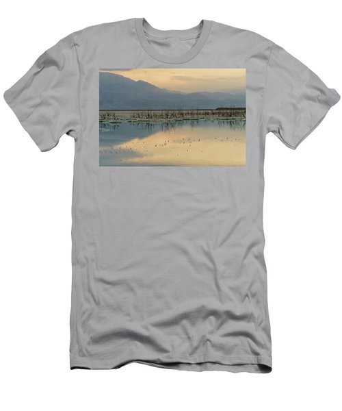 Day Break Men's T-Shirt (Athletic Fit)