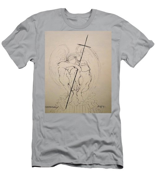 Daydreaming Of The Return To Love Men's T-Shirt (Athletic Fit)