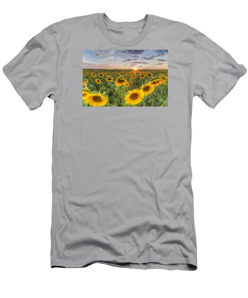 Day's End Men's T-Shirt (Athletic Fit)
