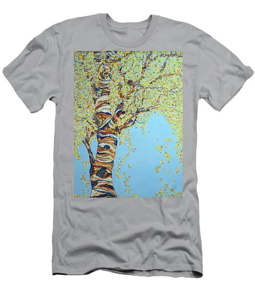 Days Of Gold Men's T-Shirt (Athletic Fit)