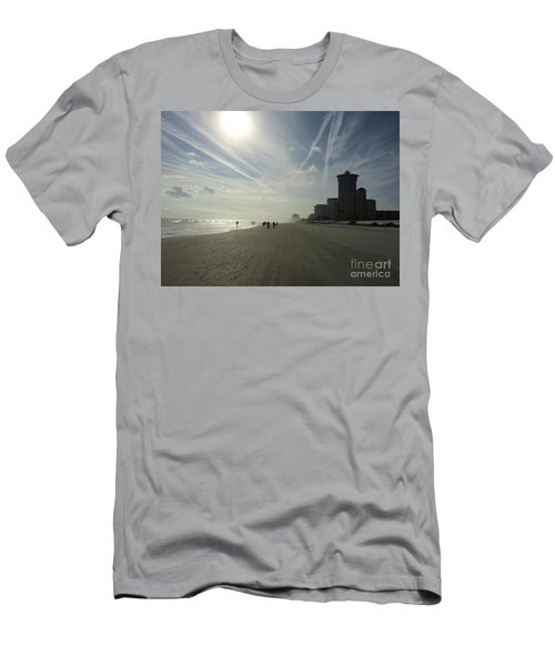Daytona Beach Early Men's T-Shirt (Athletic Fit)