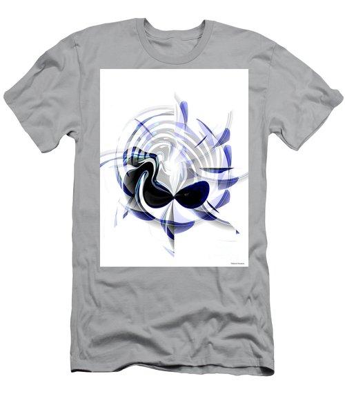 Dazzling Mask Men's T-Shirt (Slim Fit) by Thibault Toussaint