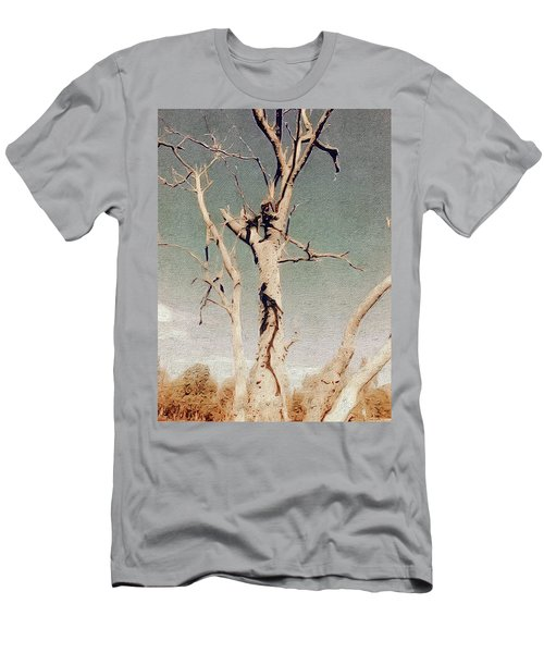 Dead Tree, Outback. Men's T-Shirt (Athletic Fit)