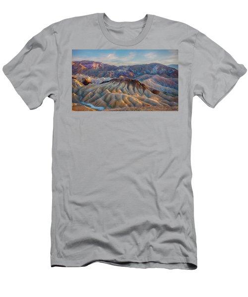 Death Valley Palette  Men's T-Shirt (Athletic Fit)