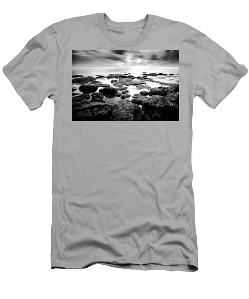 Men's T-Shirt (Slim Fit) featuring the photograph Decisions by Ryan Weddle