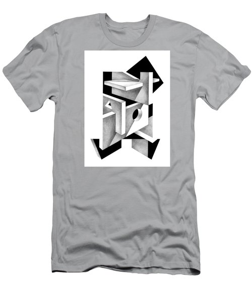 Decline And Fall 10 Men's T-Shirt (Athletic Fit)