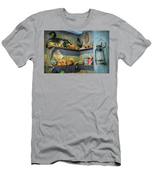 Decoy Workshop Shelves Men's T-Shirt (Athletic Fit)