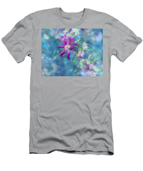 Dedicated To... Men's T-Shirt (Slim Fit) by Agnieszka Mlicka