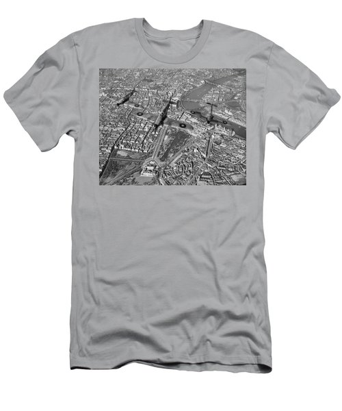 Men's T-Shirt (Slim Fit) featuring the photograph Defence Of The Realm by Gary Eason