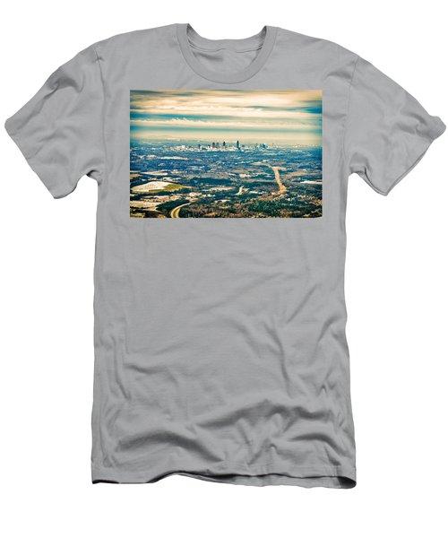Atlanta Men's T-Shirt (Slim Fit) by Robert FERD Frank