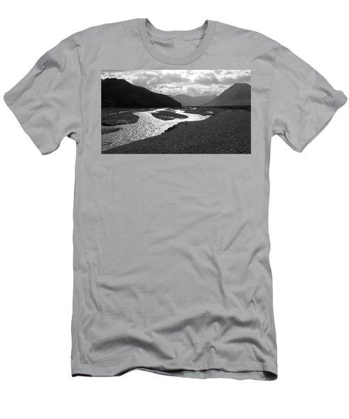 Denali National Park 5 Men's T-Shirt (Athletic Fit)