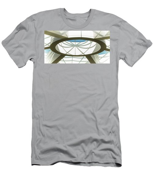 Departing San Diego's Web Men's T-Shirt (Athletic Fit)
