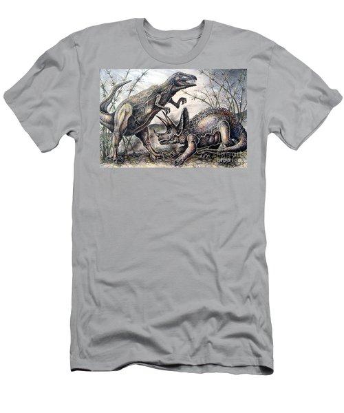 Derek Men's T-Shirt (Athletic Fit)