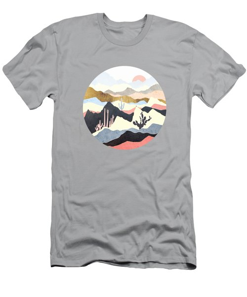 Desert Summer Men's T-Shirt (Athletic Fit)