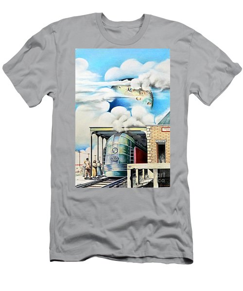 Desert Wind Men's T-Shirt (Athletic Fit)