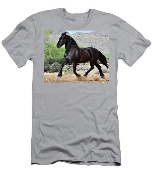 Desert Wind Men's T-Shirt (Athletic Fit)