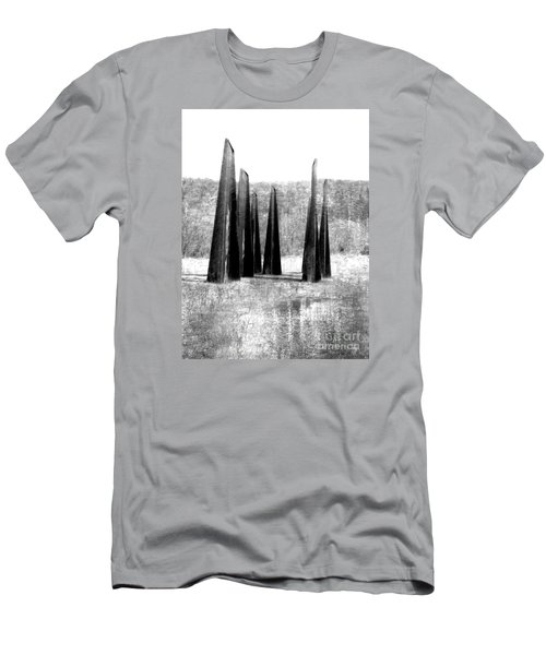 Designs Of The Future Men's T-Shirt (Slim Fit) by Marcia Lee Jones