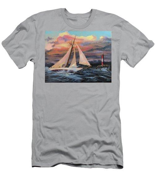 Desperate Reach Men's T-Shirt (Athletic Fit)