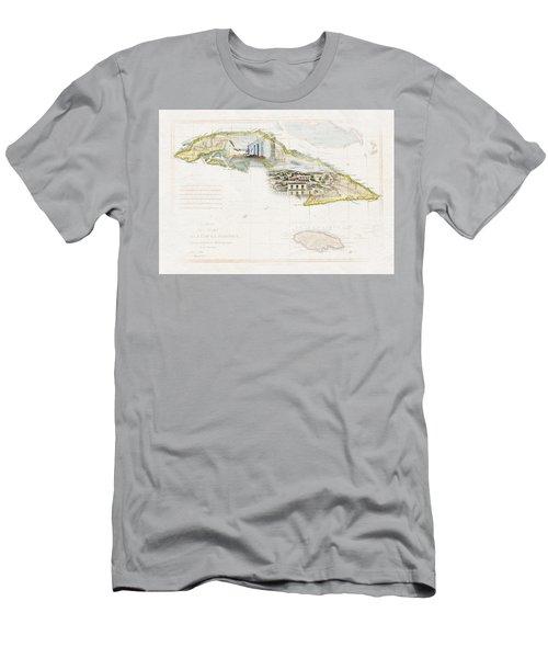 Destination Trinidad Men's T-Shirt (Athletic Fit)