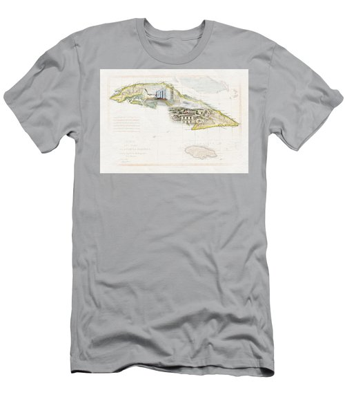 Destination Trinidad Men's T-Shirt (Athletic Fit)