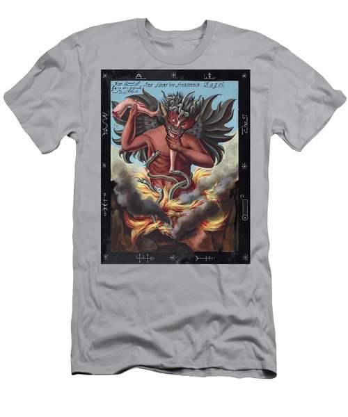 Devil, 1057 Men's T-Shirt (Athletic Fit)