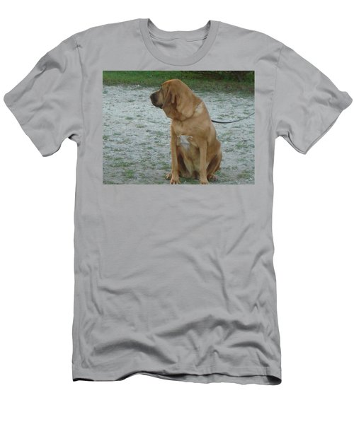 Did You Hear That? Men's T-Shirt (Athletic Fit)