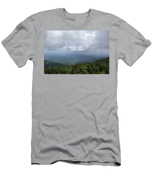 Distant Storm Men's T-Shirt (Athletic Fit)