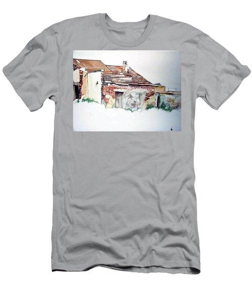 District 6 No1 Men's T-Shirt (Athletic Fit)